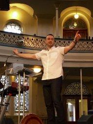 Steve Petch at Westminster Chapel - Steve Petch Blog