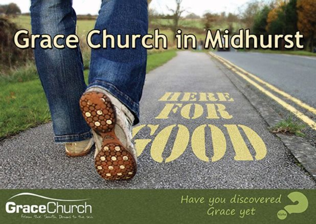 Grace Church Midhurst | Steve Petch Church Leader Blog