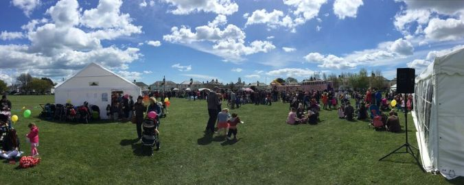 Bognor Regis Community Fun Day | Grace Church | Steve Petch Blog