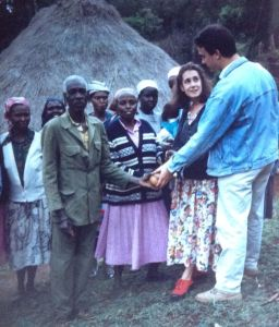 Kenya and the Masai | Life changing tip an answer to prayer | Steve Petch Blog