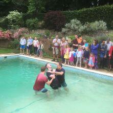 Baptism Grace Church Sussex 2