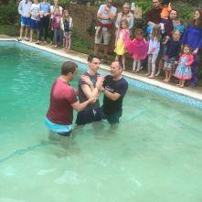 Baptism Grace Church Sussex 5
