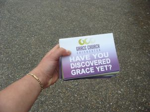 Grace Church 10 Year Birthday | Chichester Midhurst Bognor Regis | Steve Petch Blog