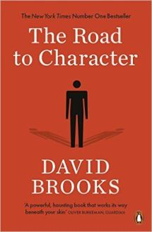 David Brooks - The Road to Character | Christian Books | Steve Petch Blog
