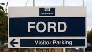 HMP Ford Christian Prison Ministry | Grace Church | Steve Petch Blog