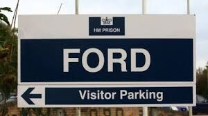 HMP Ford Christian Prison Ministry | Grace Church | Steve Petch Blog