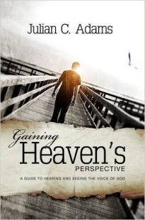 Julian Adams - Gaining Heaven's Perspective | Christian Books | Steve Petch Blog