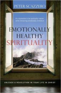 Peter Scazzero - Emotionall Healthy Spiritually | Christian Books | Steve Petch Blog