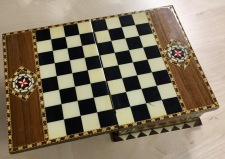 Nathan's chess set