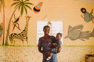 Akoele and baby Marietta