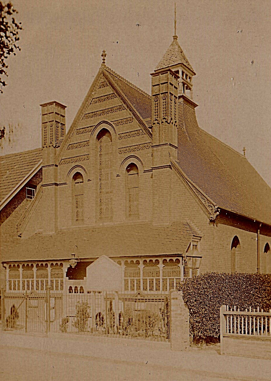 Goldsworth Rd Baptist (Alvina Gould) (2)