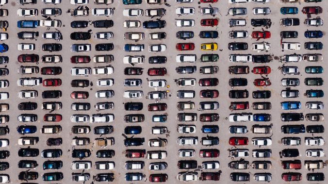aerial-view-of-parking-lot-2402235